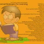Universal Strategies for Learning